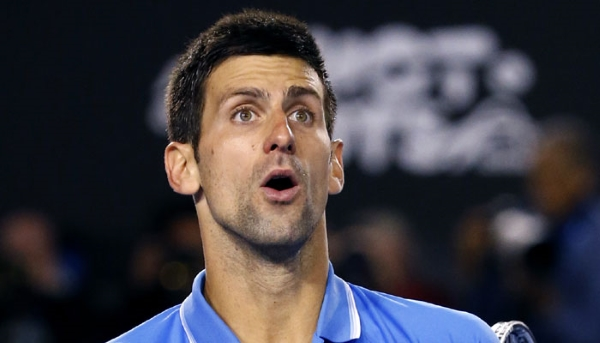 Everyone, including Djokovic, was surprised that Djokovic lost